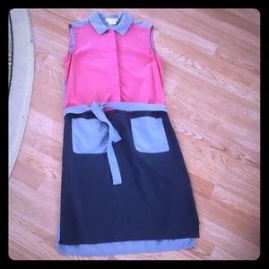 Lacoste Colorblock Dress ADORABLE!